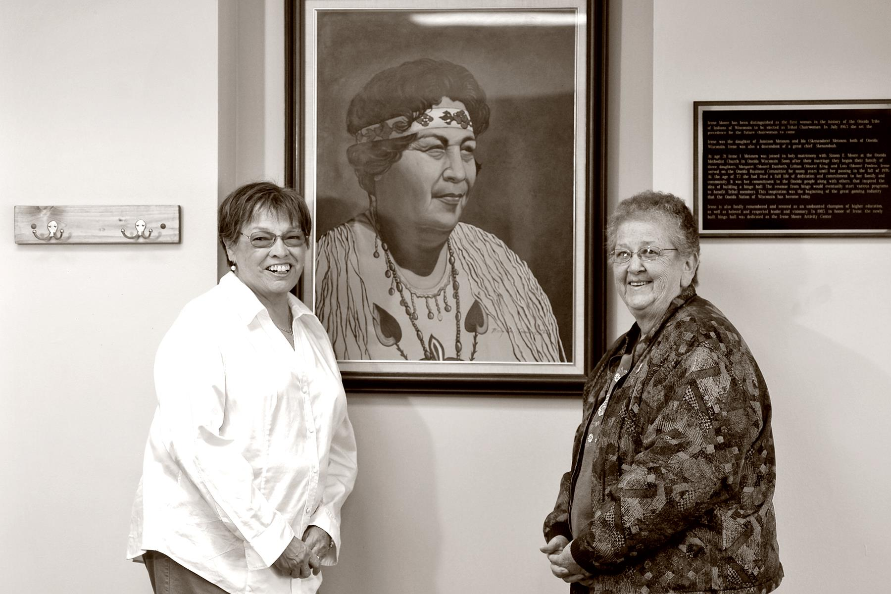 WUWM: 'Bingo Queens' shows power of Oneida Nation women