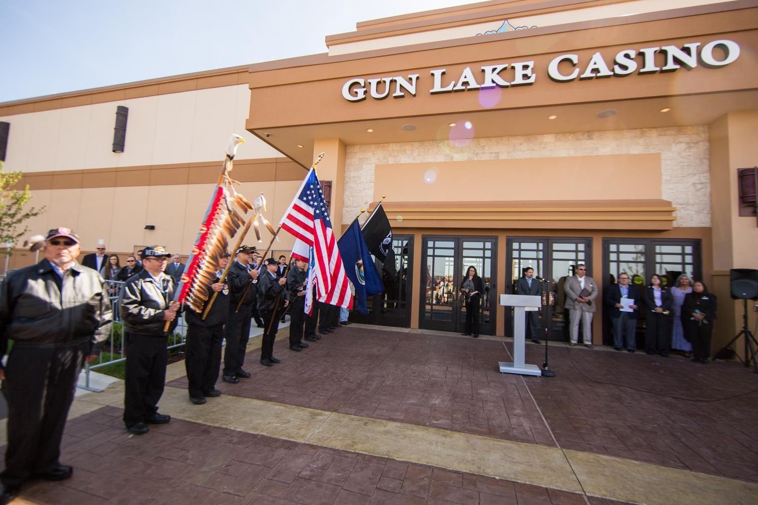 Gun Lake Tribe shares another $7.6 million in gaming revenues with community