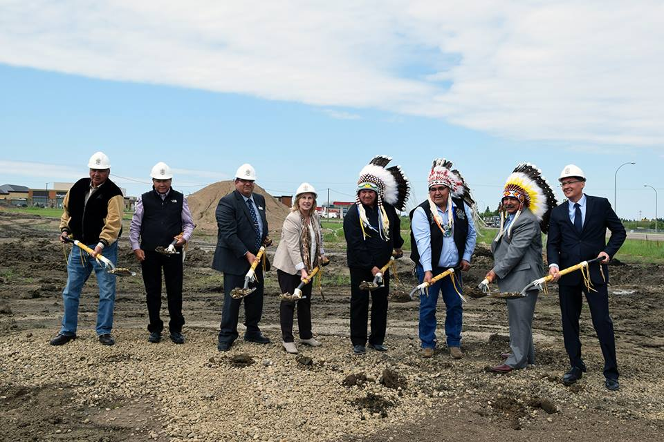 First Nations start work on seventh gaming facility in Saskatchewan