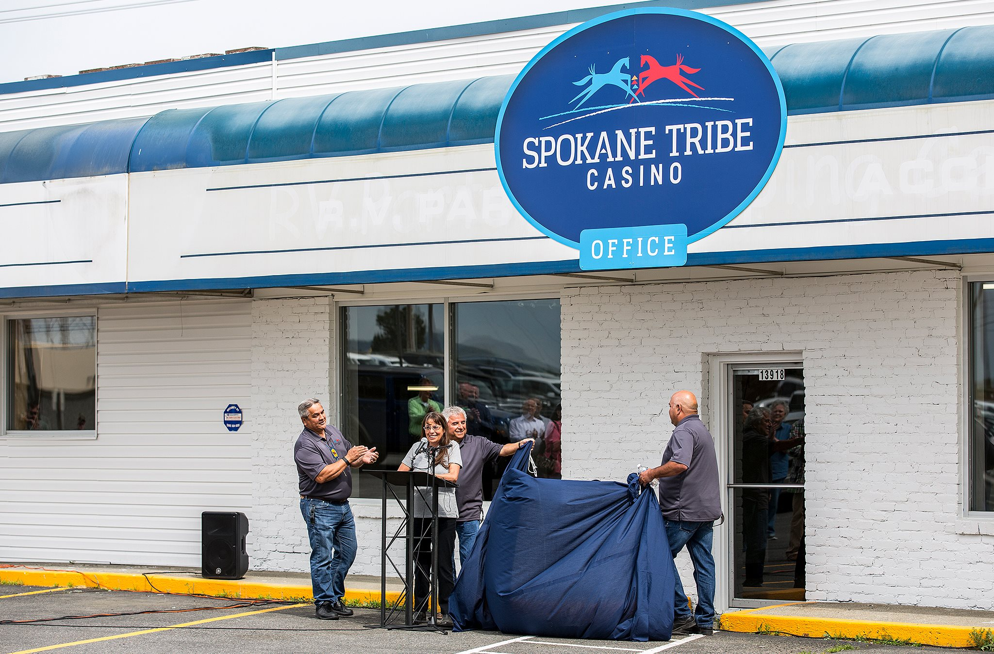 Spokane Tribe casino doesn't bother Air Force despite claims in lawsuit
