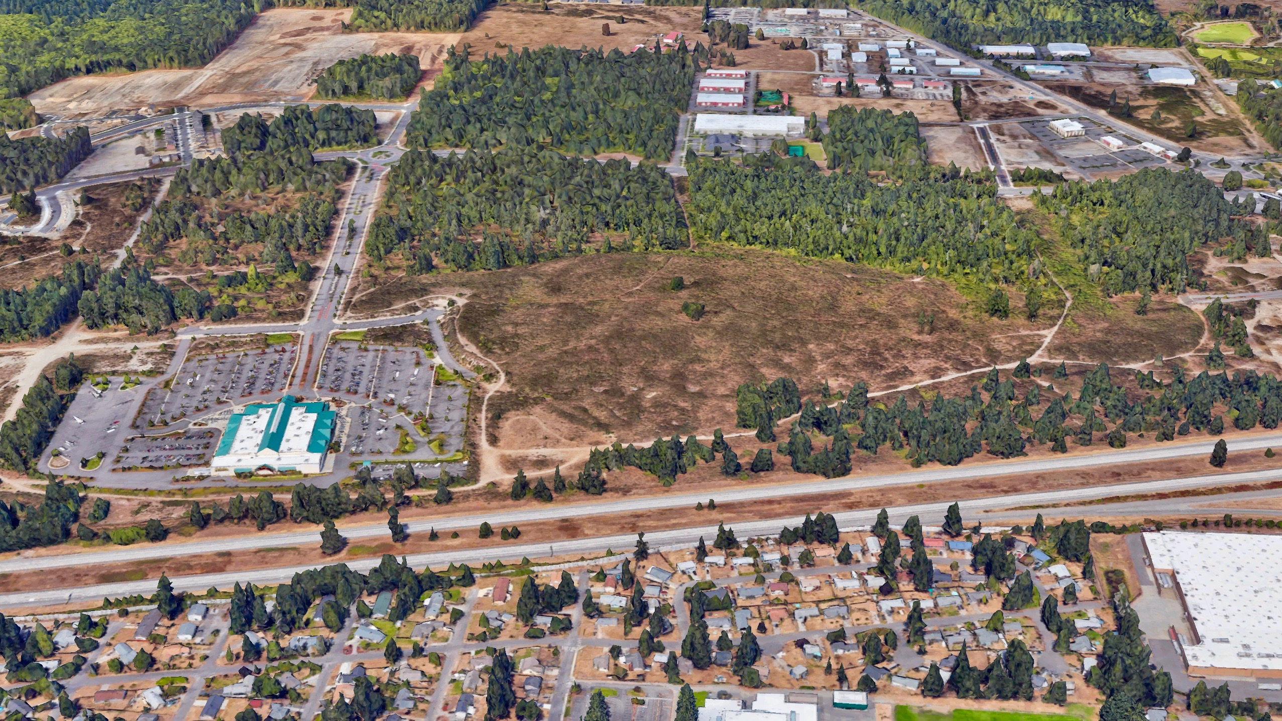 Nisqually Tribe talks to local officials about off-reservation gaming facility