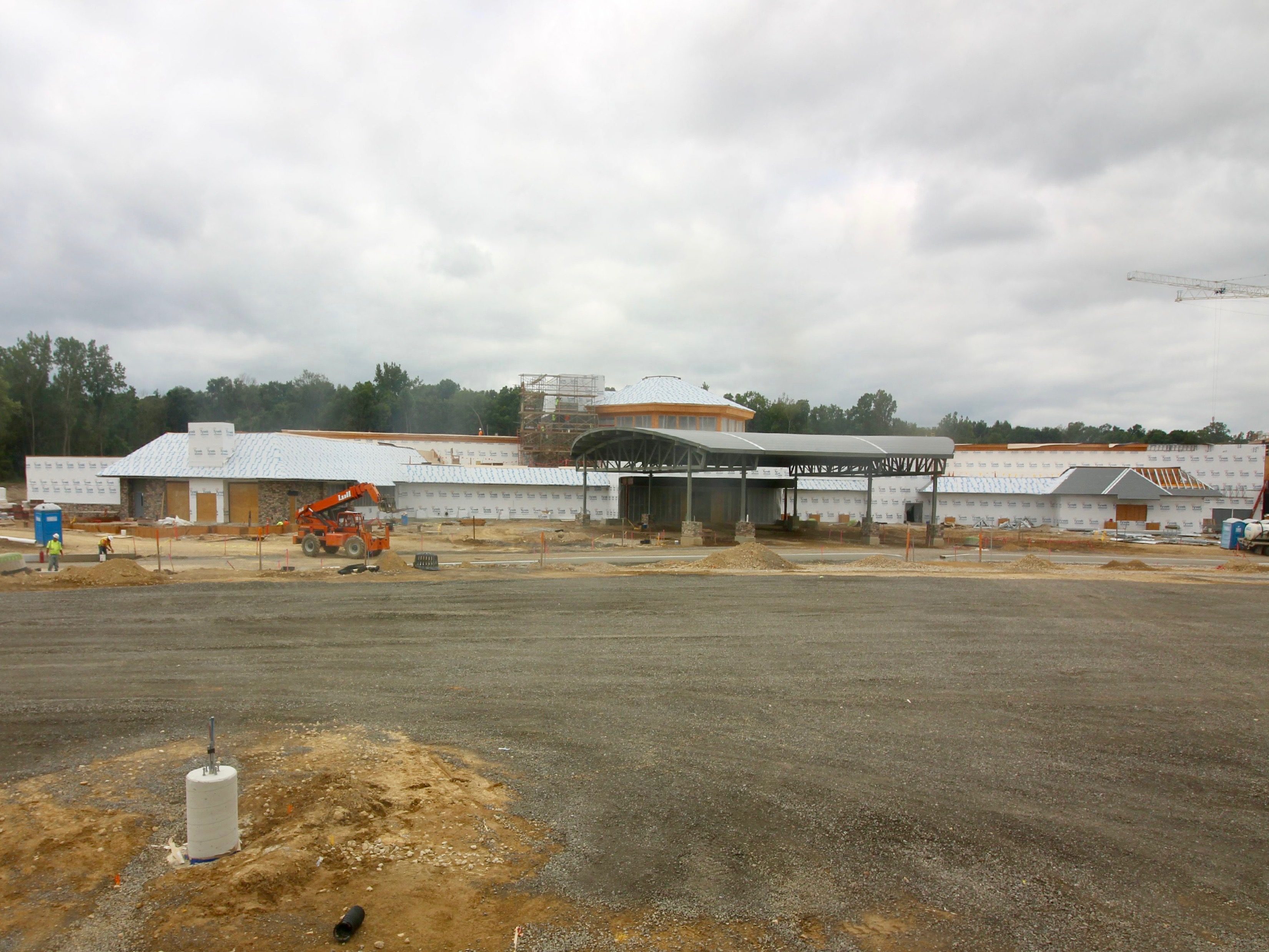Pokagon Band on hiring spree as first tribal casino in Indiana takes shape
