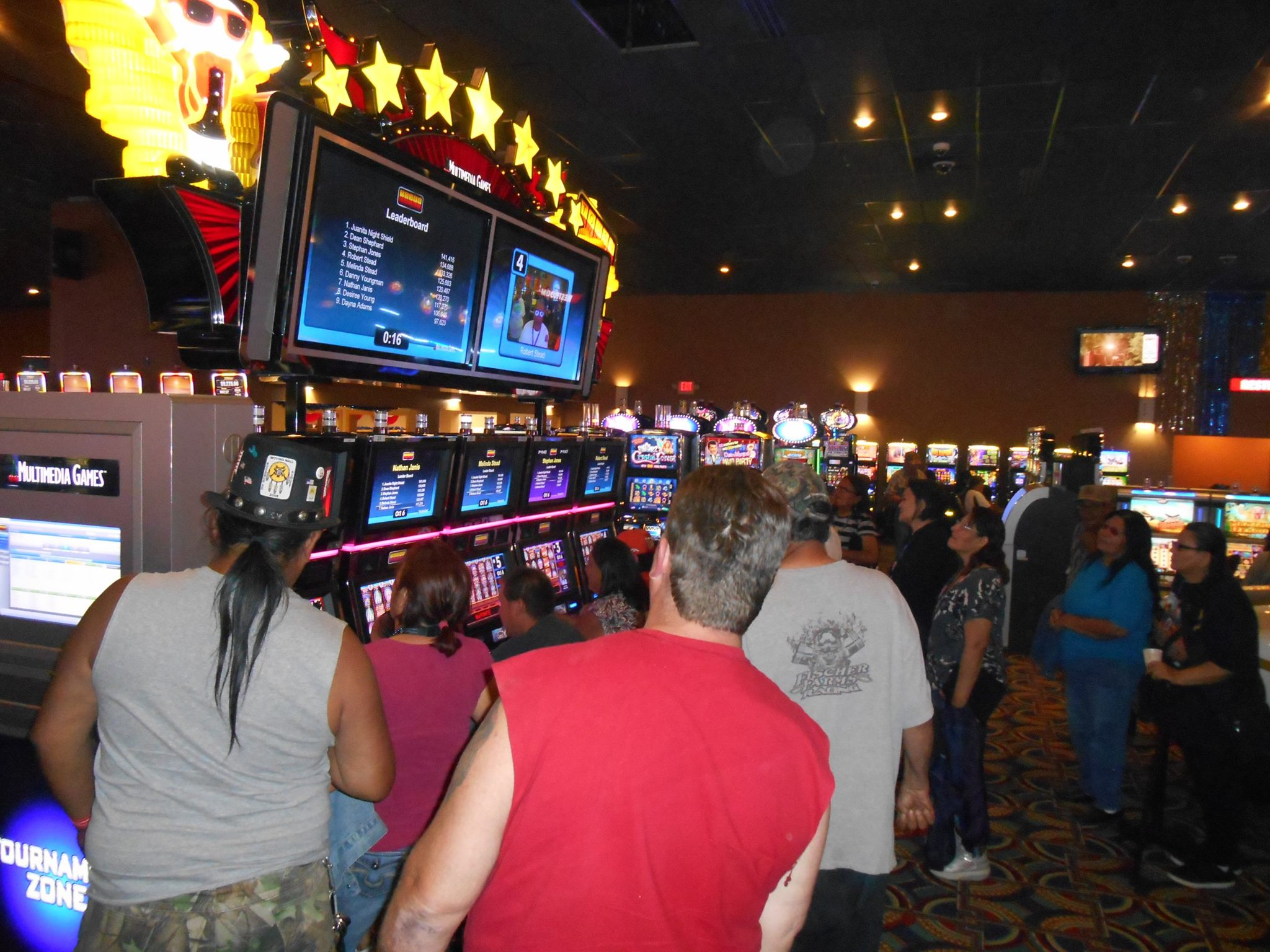 Rosebud Sioux Tribe extends gaming compact for 11th time in five years