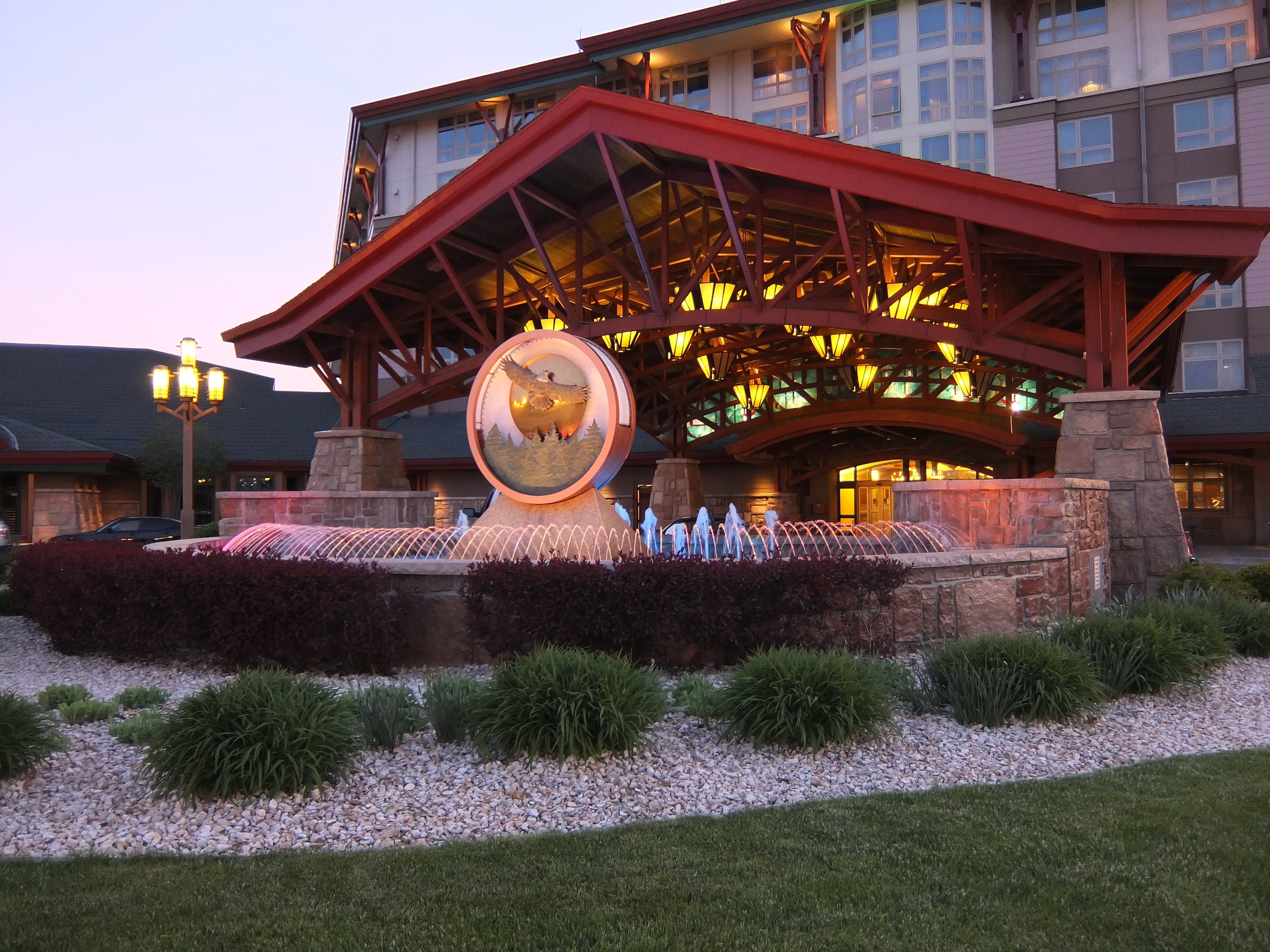 Saginaw Chippewa Tribe shares $2.91 million in gaming revenues with community