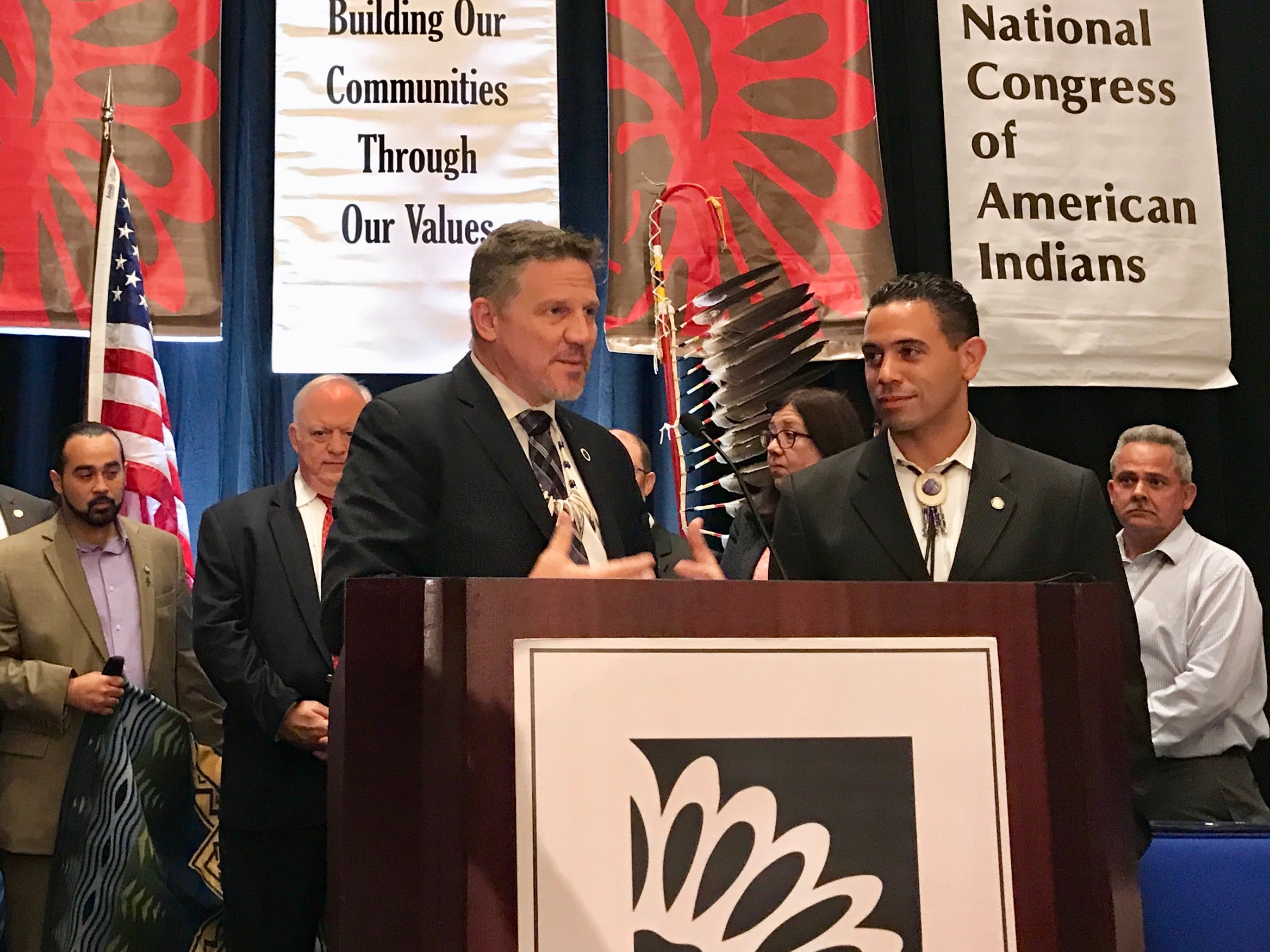 Tribes in Connecticut await federal approval of revised gaming agreements