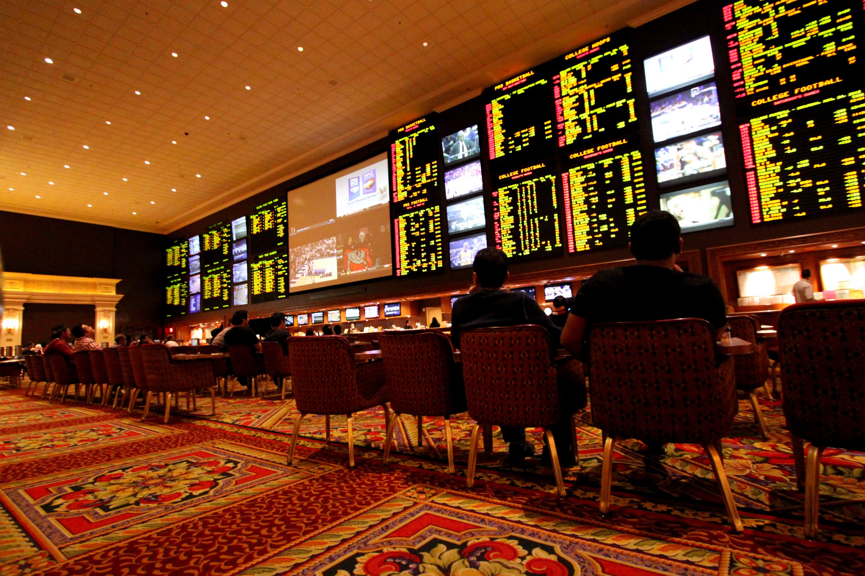 Tribes seek a seat at table as states look into sports betting