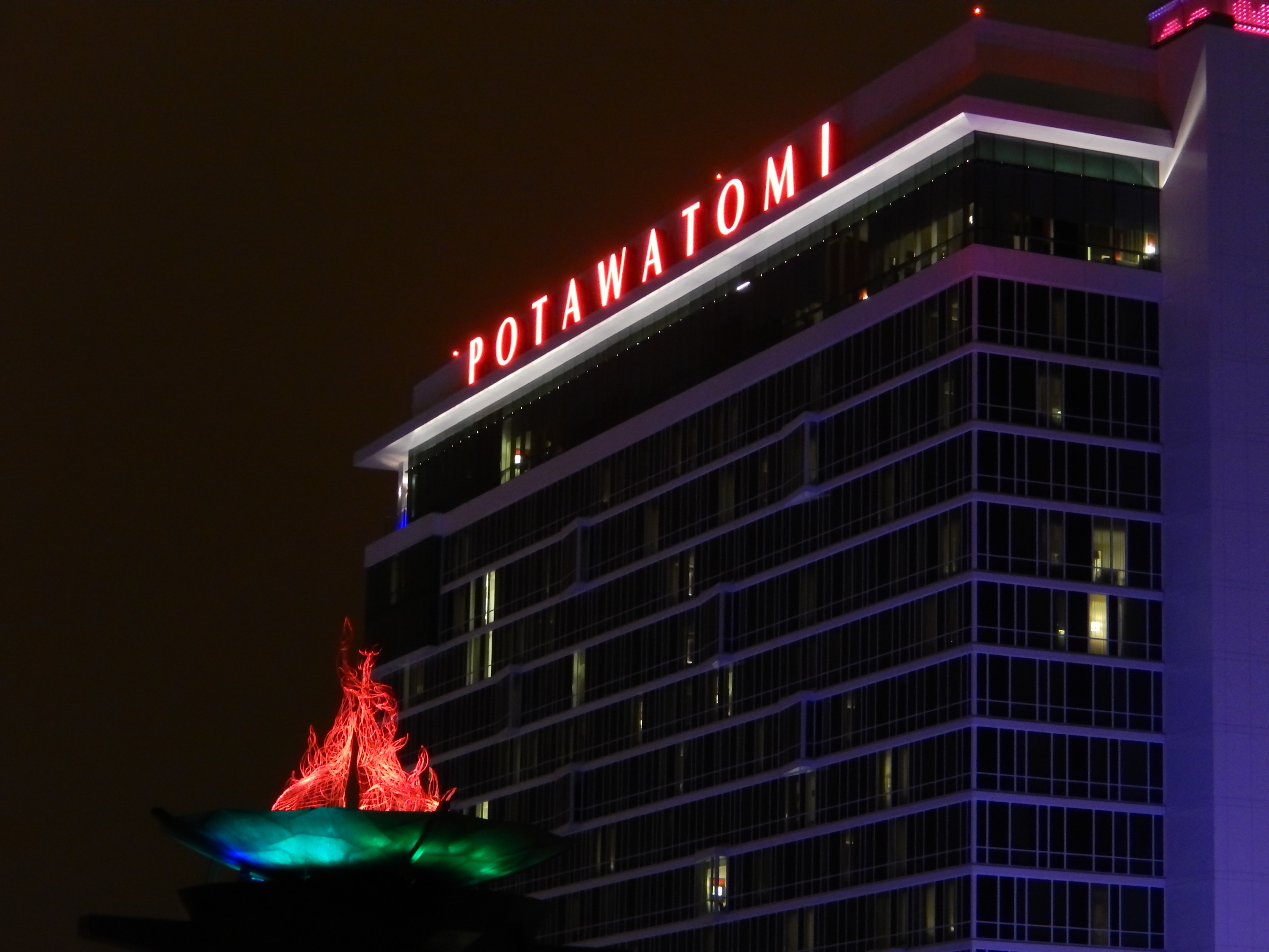 Forest County Potawatomi Community sees slight boost in gaming revenues