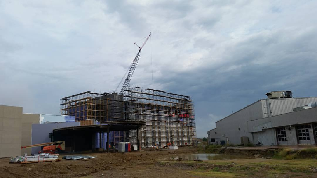Osage Nation celebrates construction milestone for $150 million casino project
