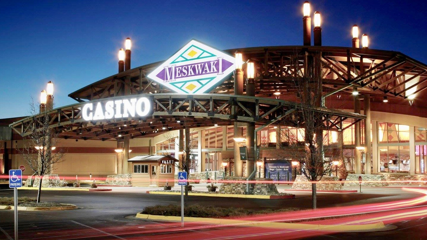 Meskwaki Tribe conducted undercover sex trafficking operation at Iowa casino
