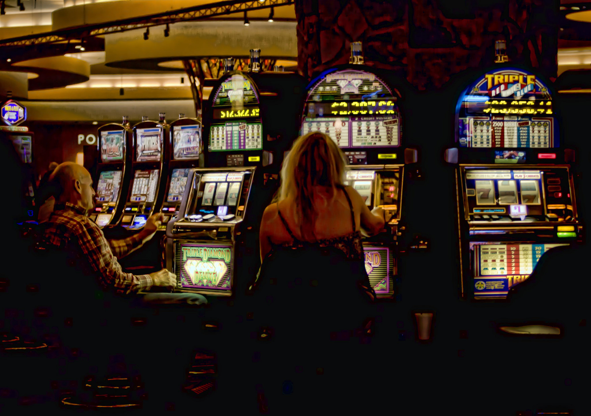 Proposal for more games at tribal casinos generates little support in Oklahoma