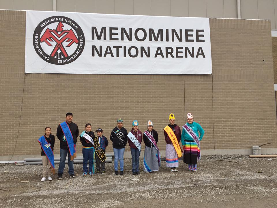 Menominee Nation promotes casino with naming rights to new arena in Wisconsin