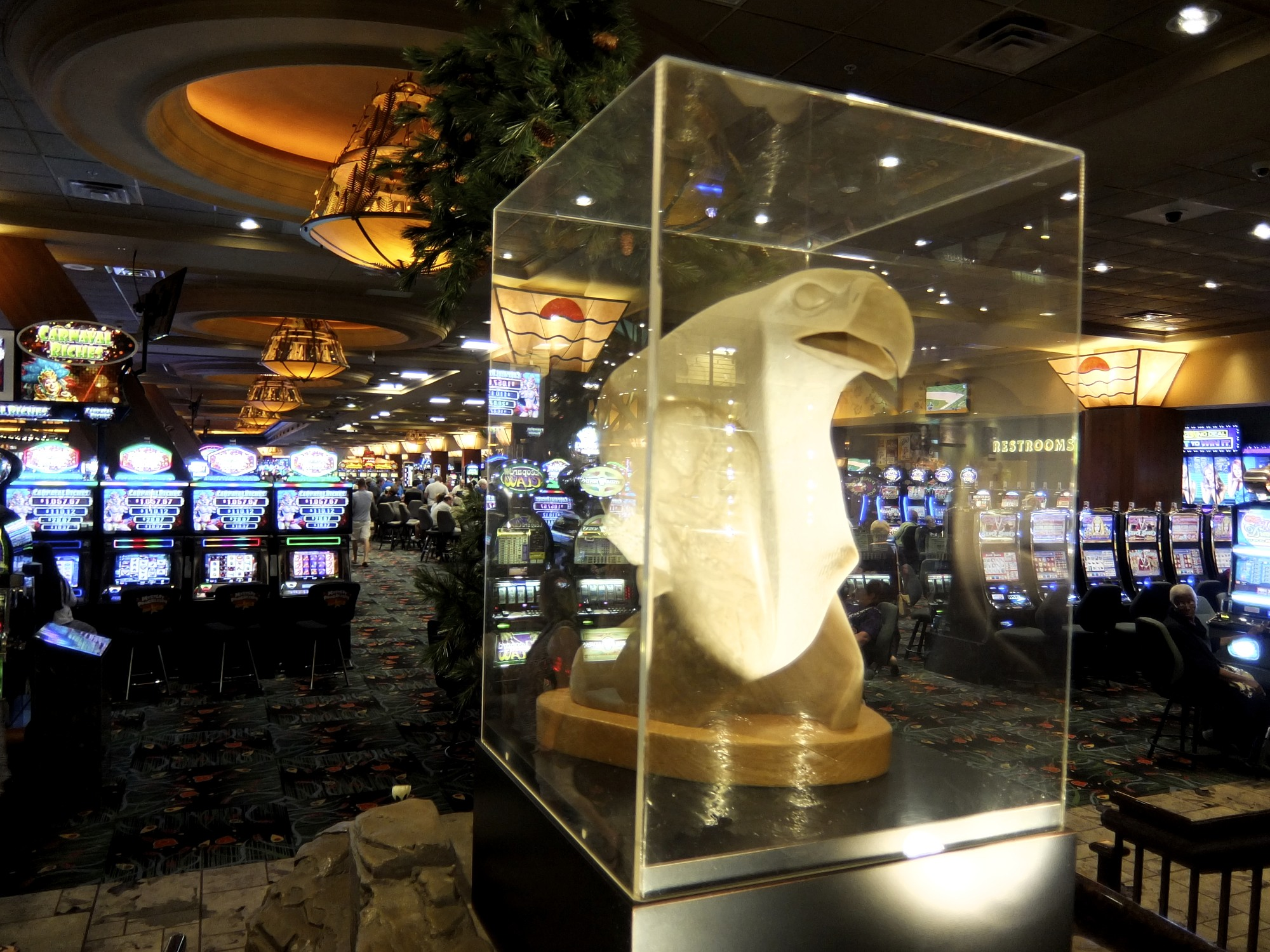 Saginaw Chippewa Tribe undertakes $26.5 million renovation of main casino
