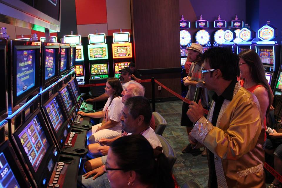 Arizona reports 4.8 percent increase in revenues from tribal gaming facilities
