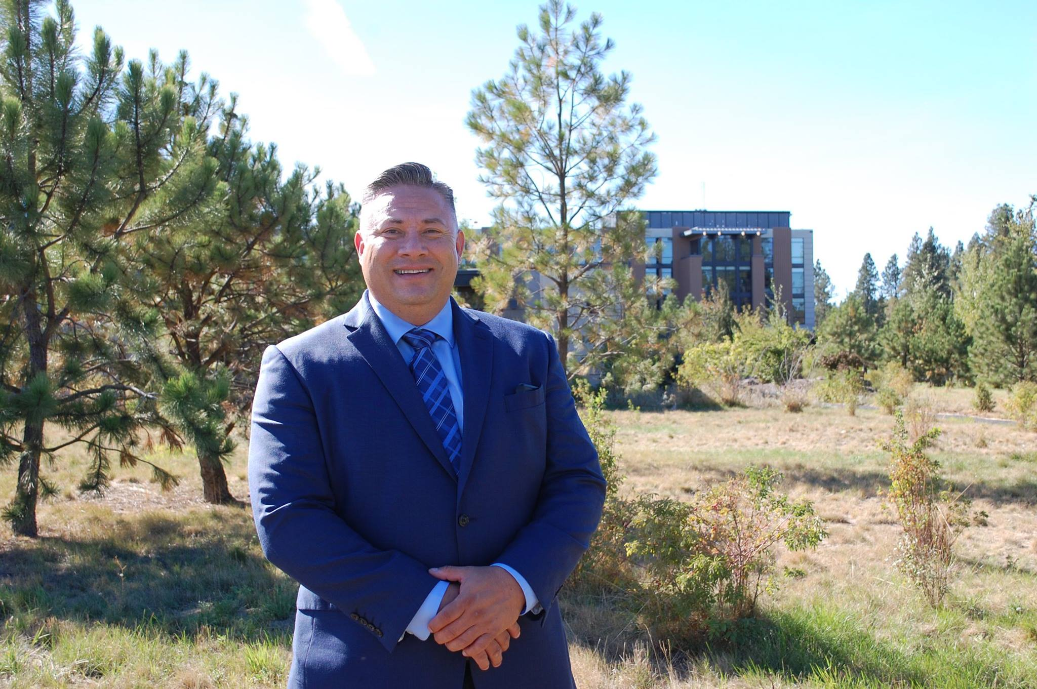Coeur d'Alene Tribe won't comment on arrest of top casino executive for battery