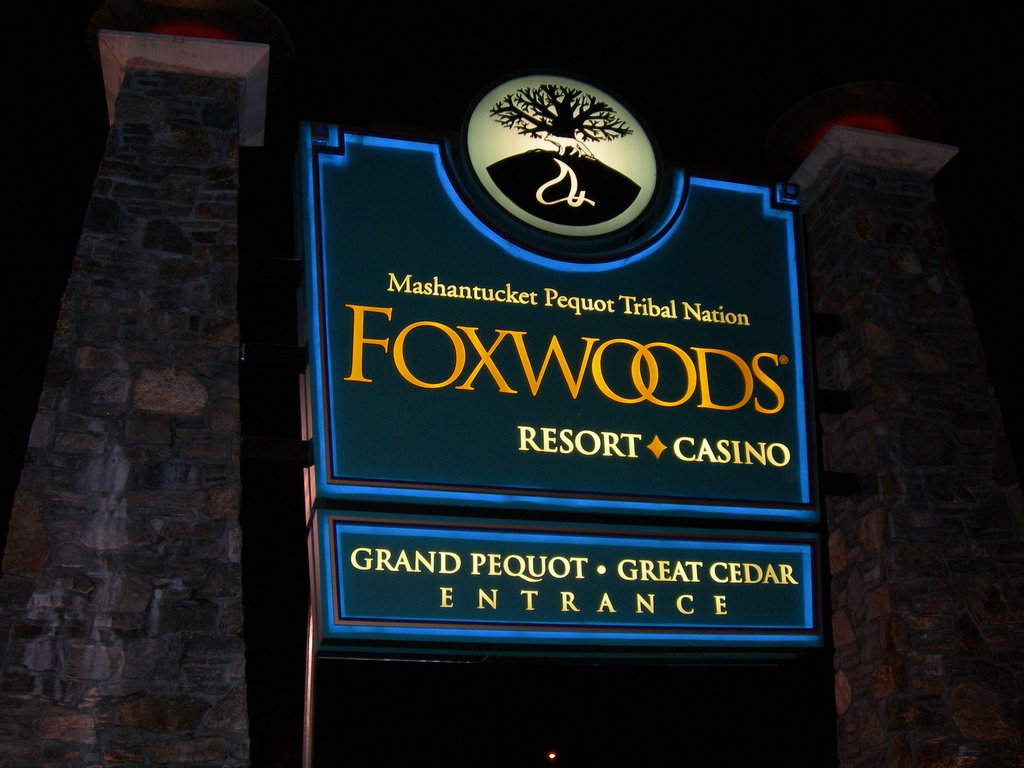 Guilty plea for sexual assault at Mashantucket Pequot casino hotel