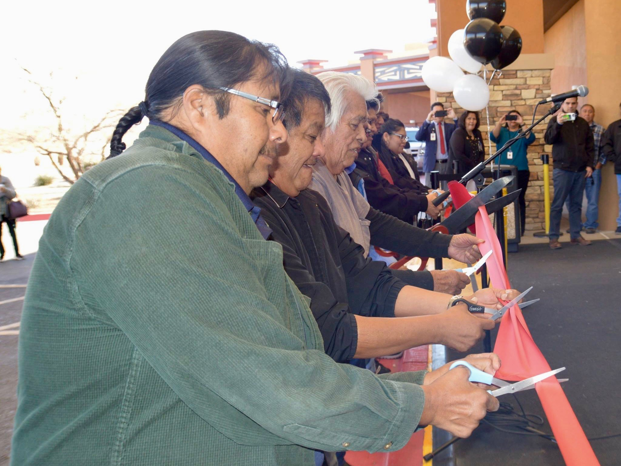 San Felipe Pueblo changes name of casino and announces plans for remodeling