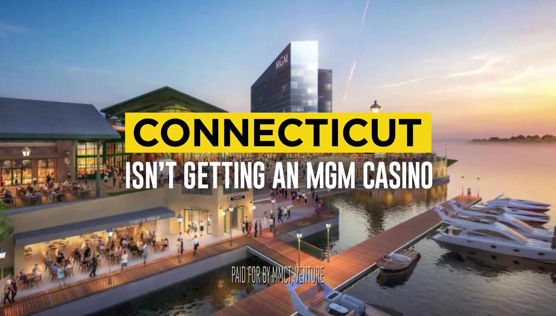 Tribes turn tables on non-Indian company intent on derailing new gaming facility