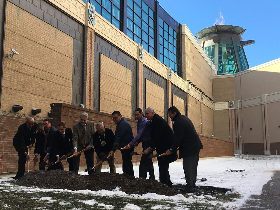 Forest County Potawatomi Community starts work on $80 million hotel at casino