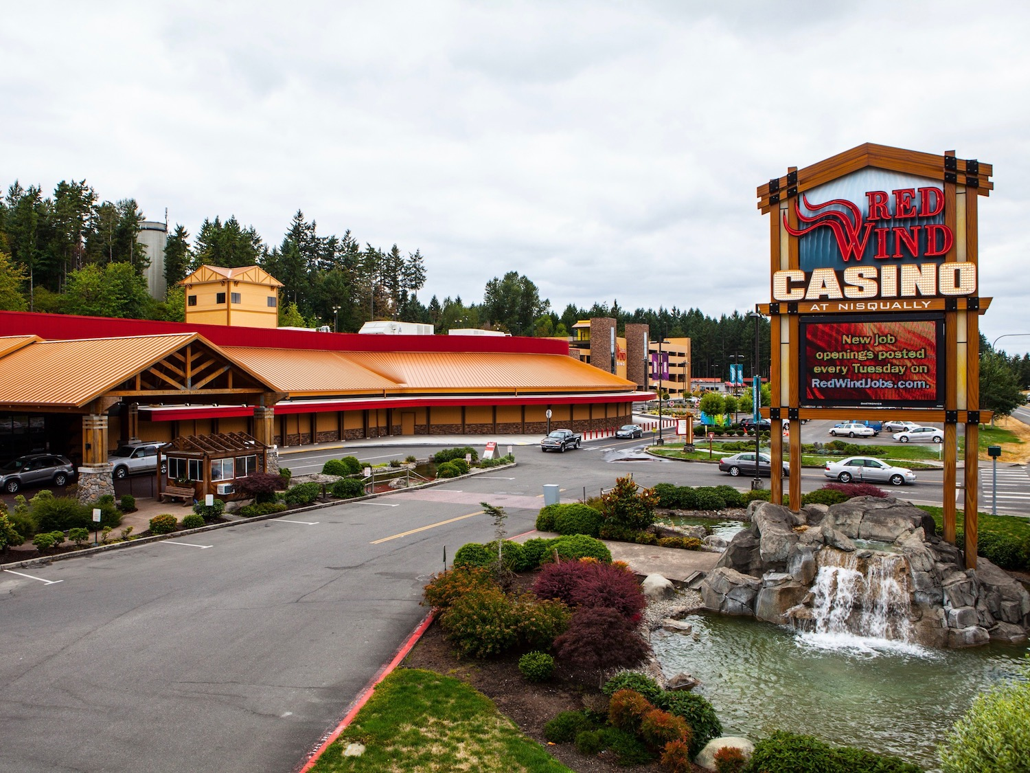 Nisqually Tribe solicits design options for potential casino expansion