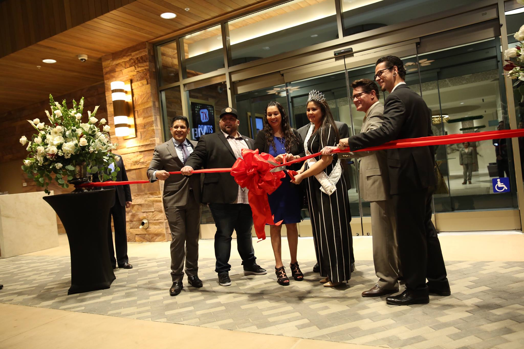 Viejas Band debuts 'adults only' hotel as part of casino expansion