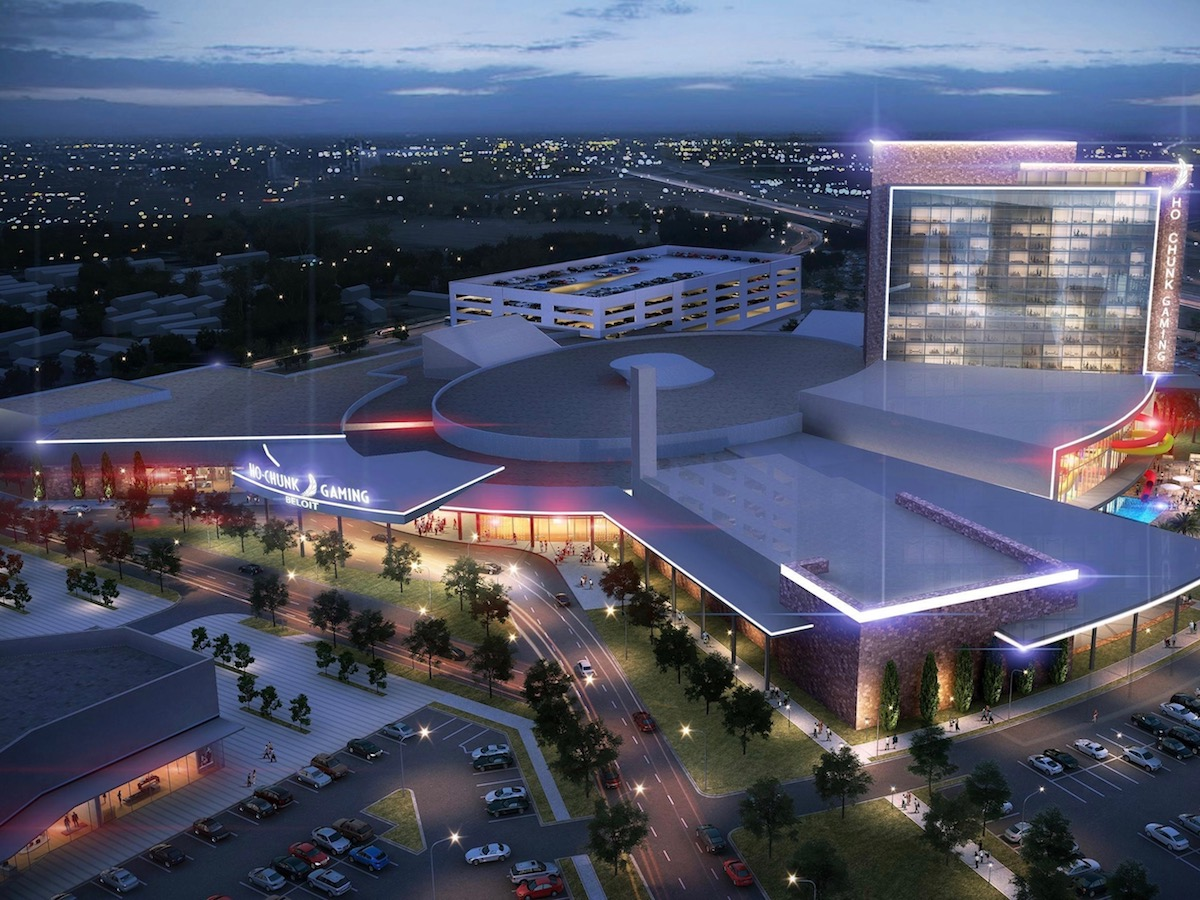 Ho-Chunk Nation makes major progress on off-reservation casino