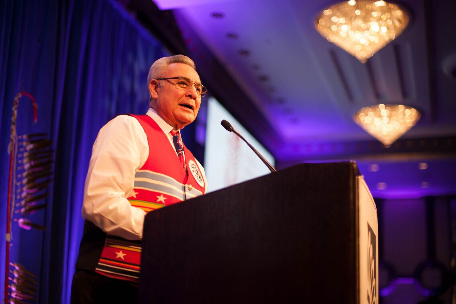 'We will be back' vows leader of National Congress of American Indians after sovereignty vote fails