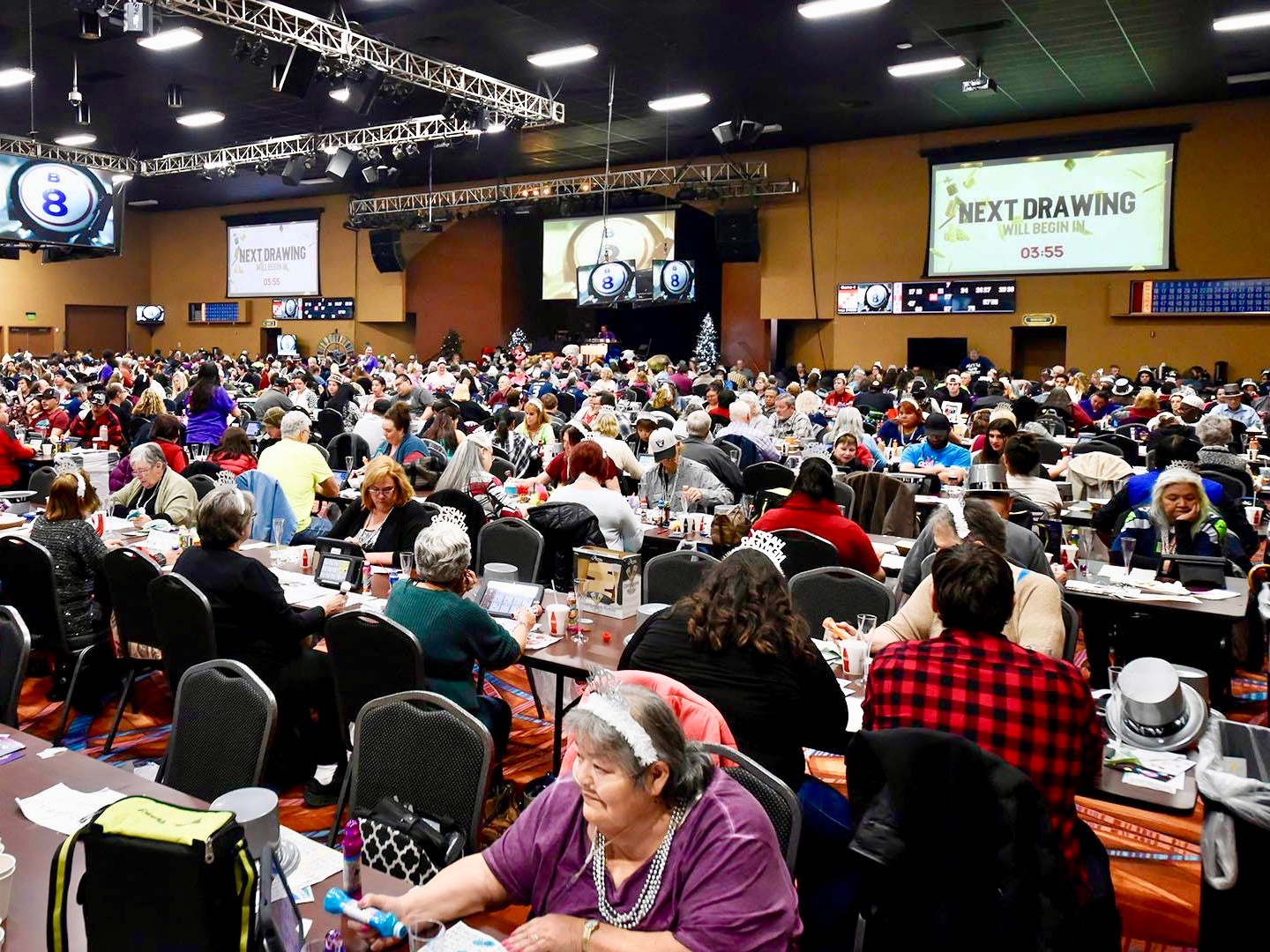 Coeur d'Alene Tribe celebrates 25th anniversary of gaming facility