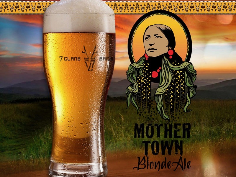 Eastern Cherokee casino stocks new beer created by tribal citizens