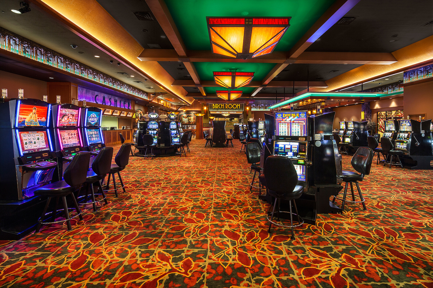 Grand Traverse Band shares gaming revenues with community