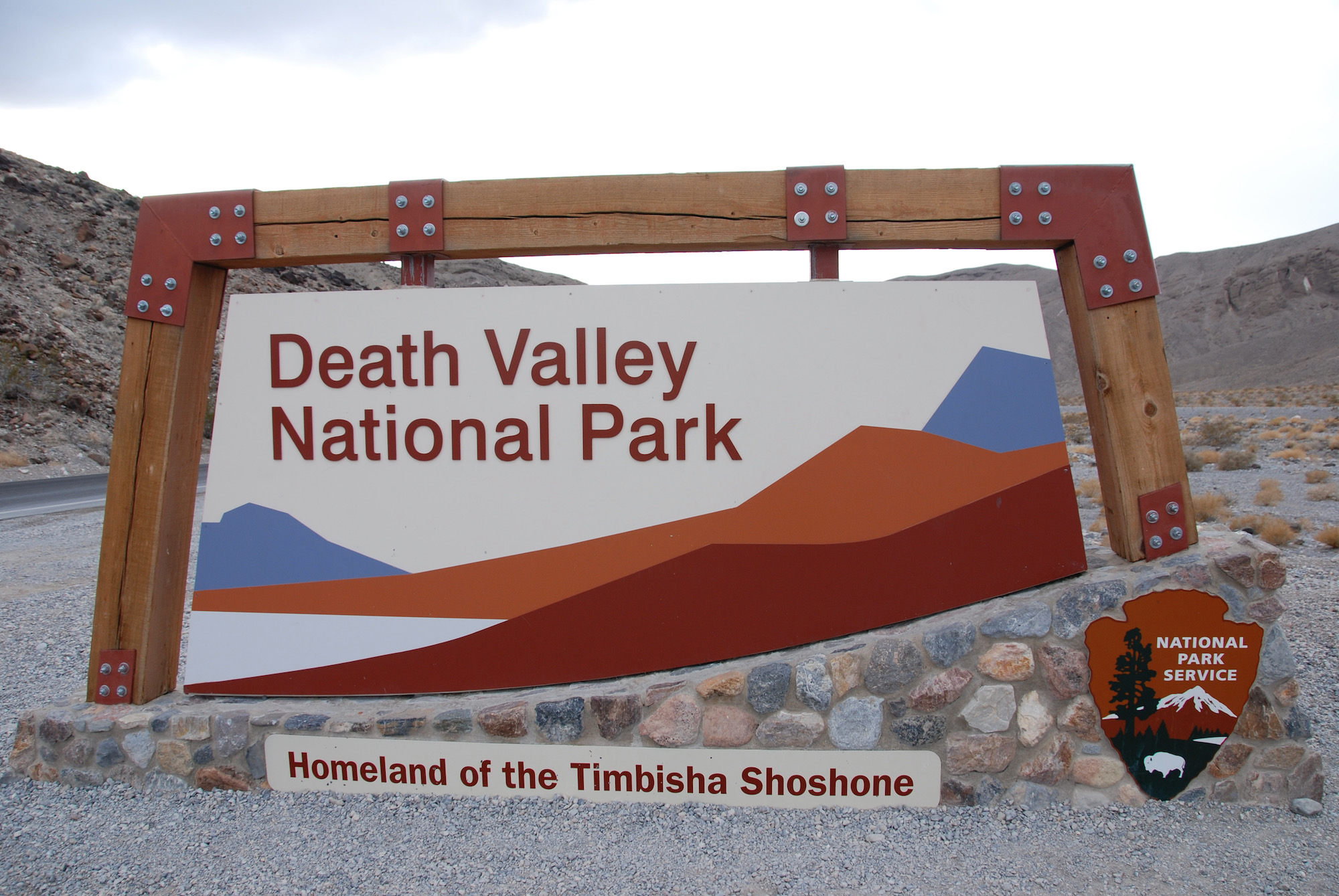 Timbisha Shoshone Tribe sues Trump administration over stalled casino