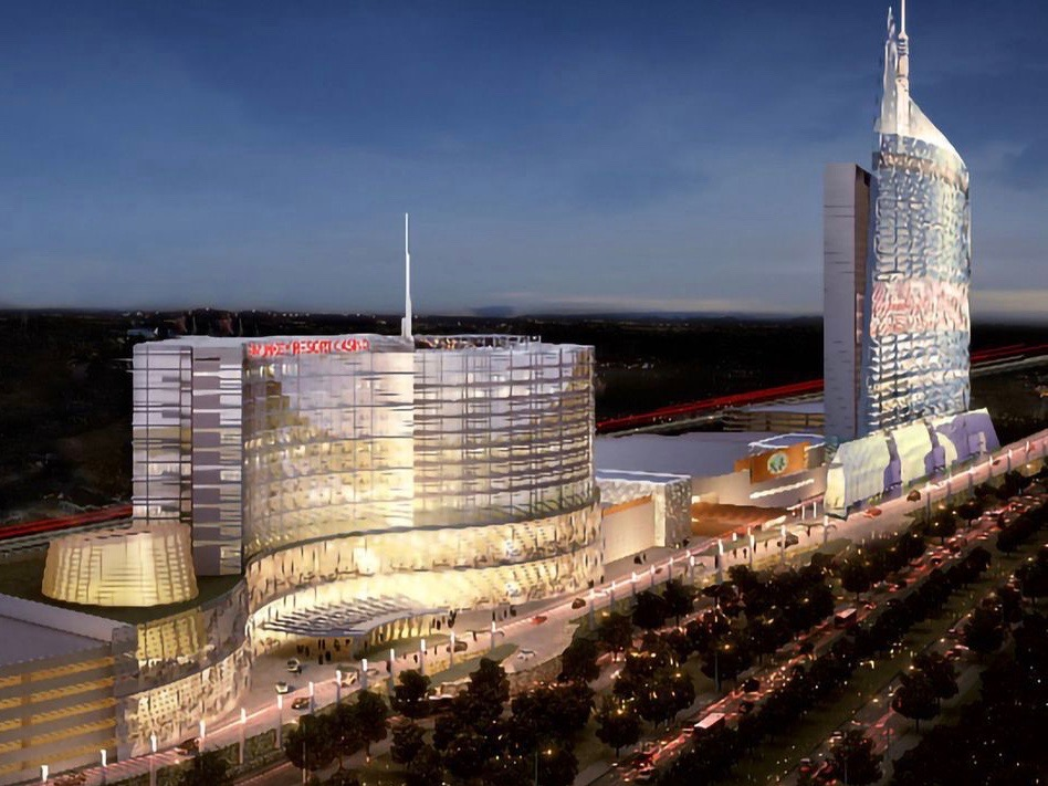 Pamunkey Tribe goes commercial casino route in Virginia
