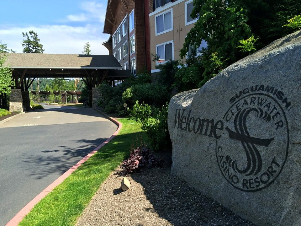 Police officer's rifle went off inside Suquamish Tribe's casino