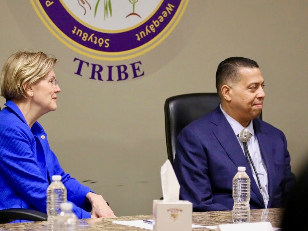 Mashpee Wampanoag Tribe gains local support for homelands legislation