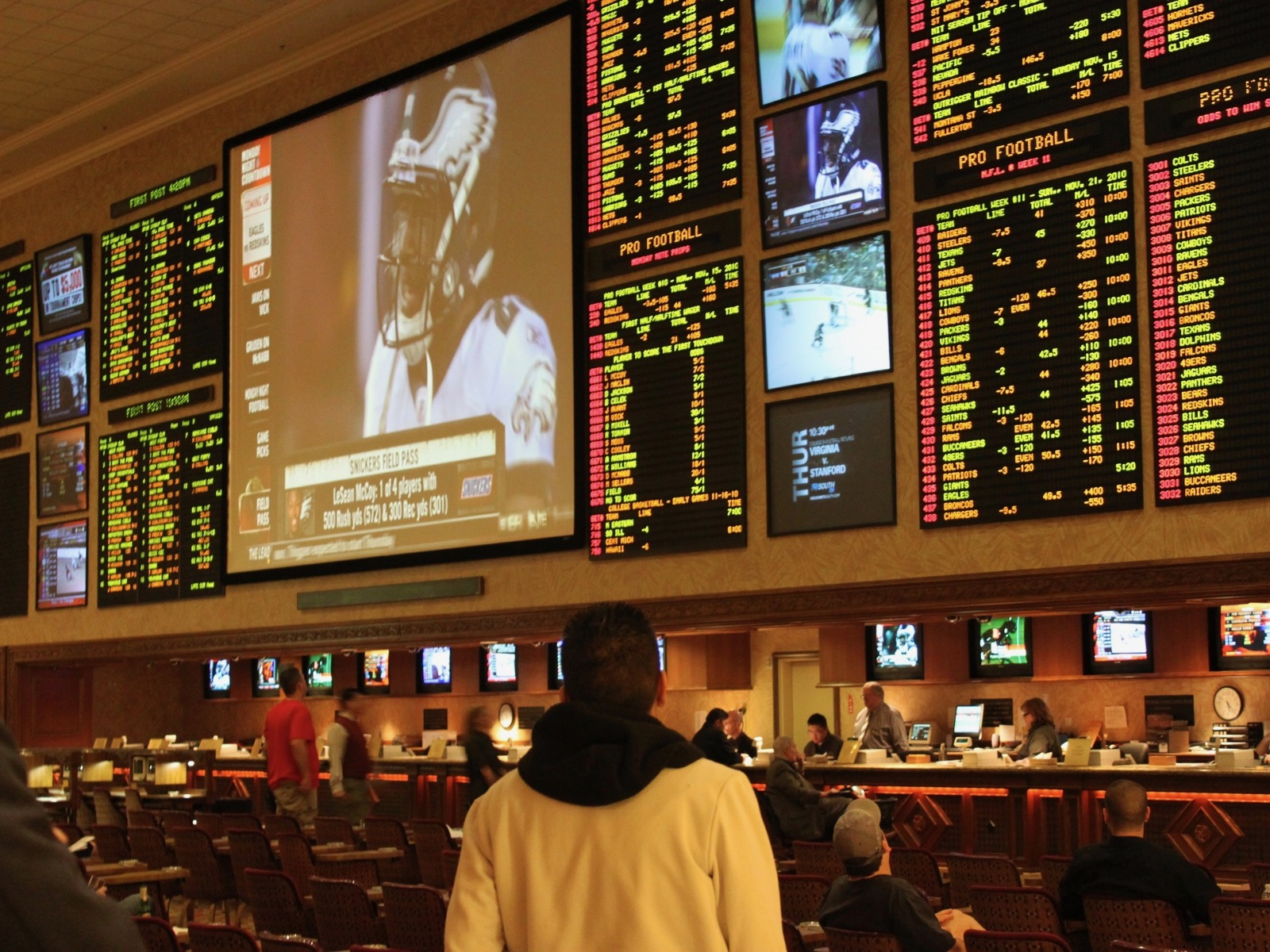 Stateline: Problem gambling a concern as sports betting fever spreads