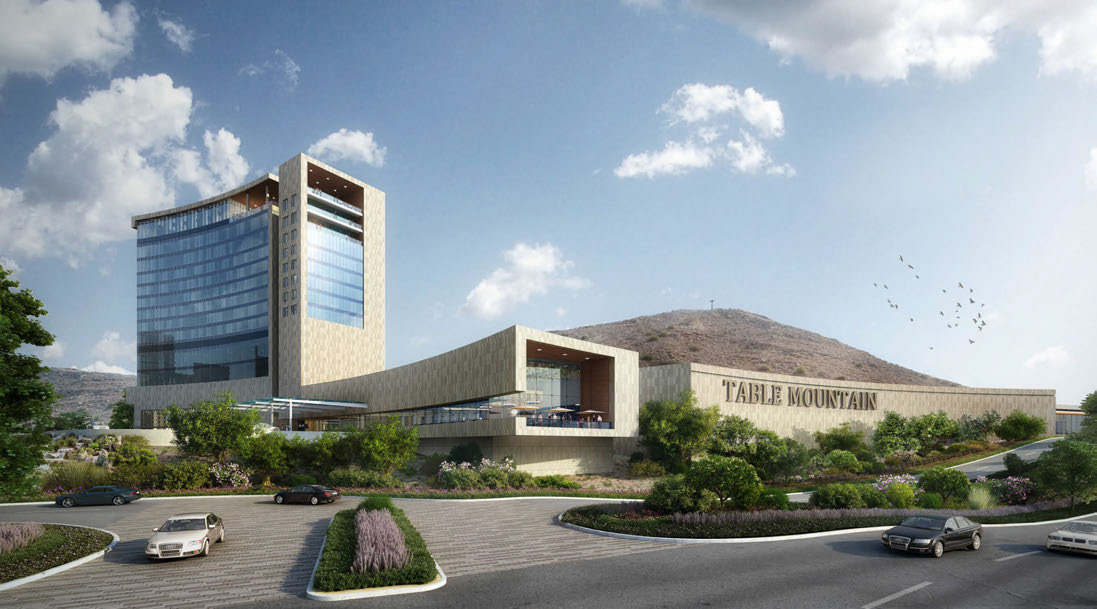 Table Mountain Rancheria plans new and larger casino with a hotel