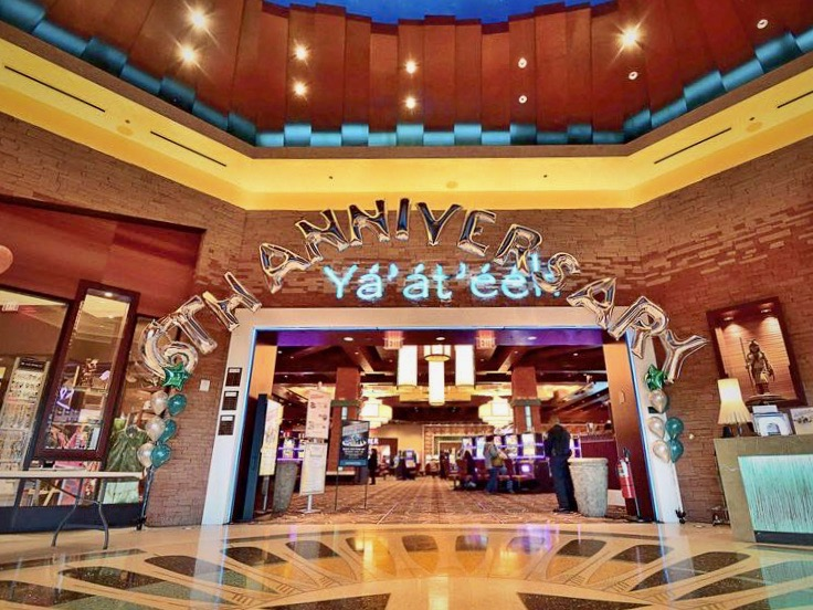Navajo Nation scores victory in dispute over slip and fall at casino