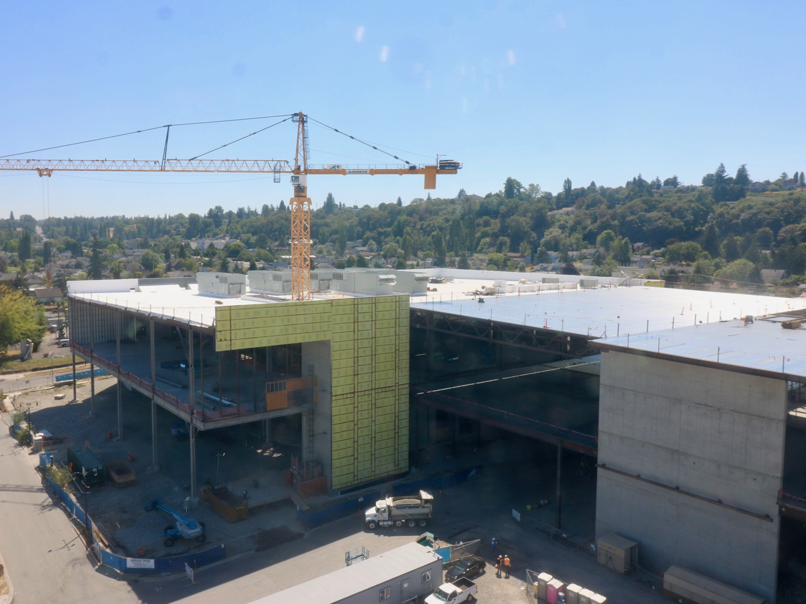 Puyallup Tribe makes good progress on $370 million casino expansion