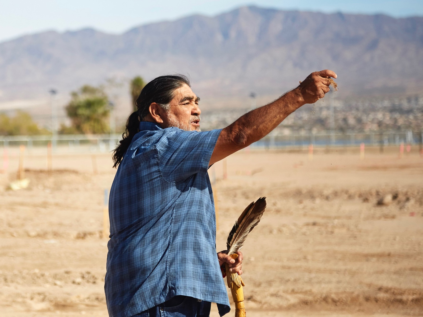 Chemehuevi Tribe on track to finish new casino in the spring of 2019