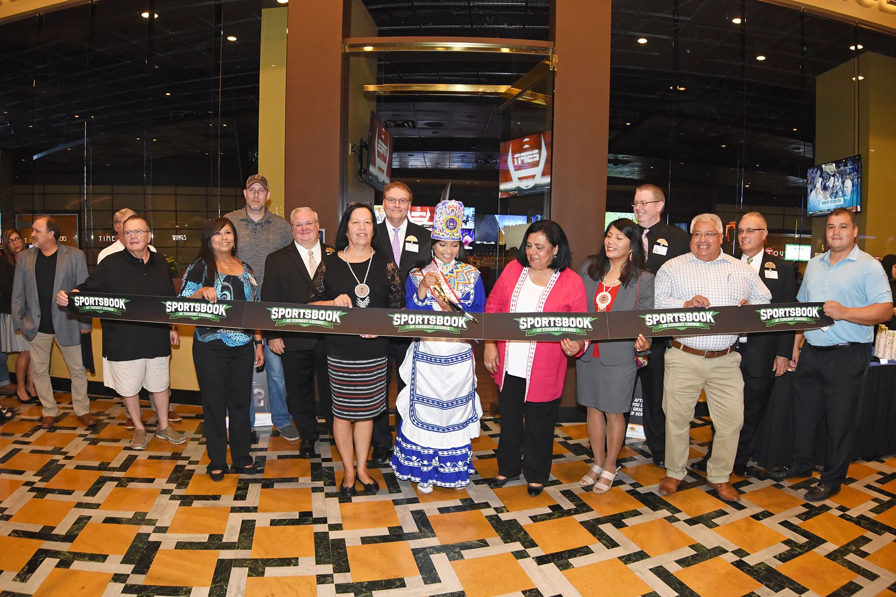Mississippi Choctaws become first in Indian Country with sports betting