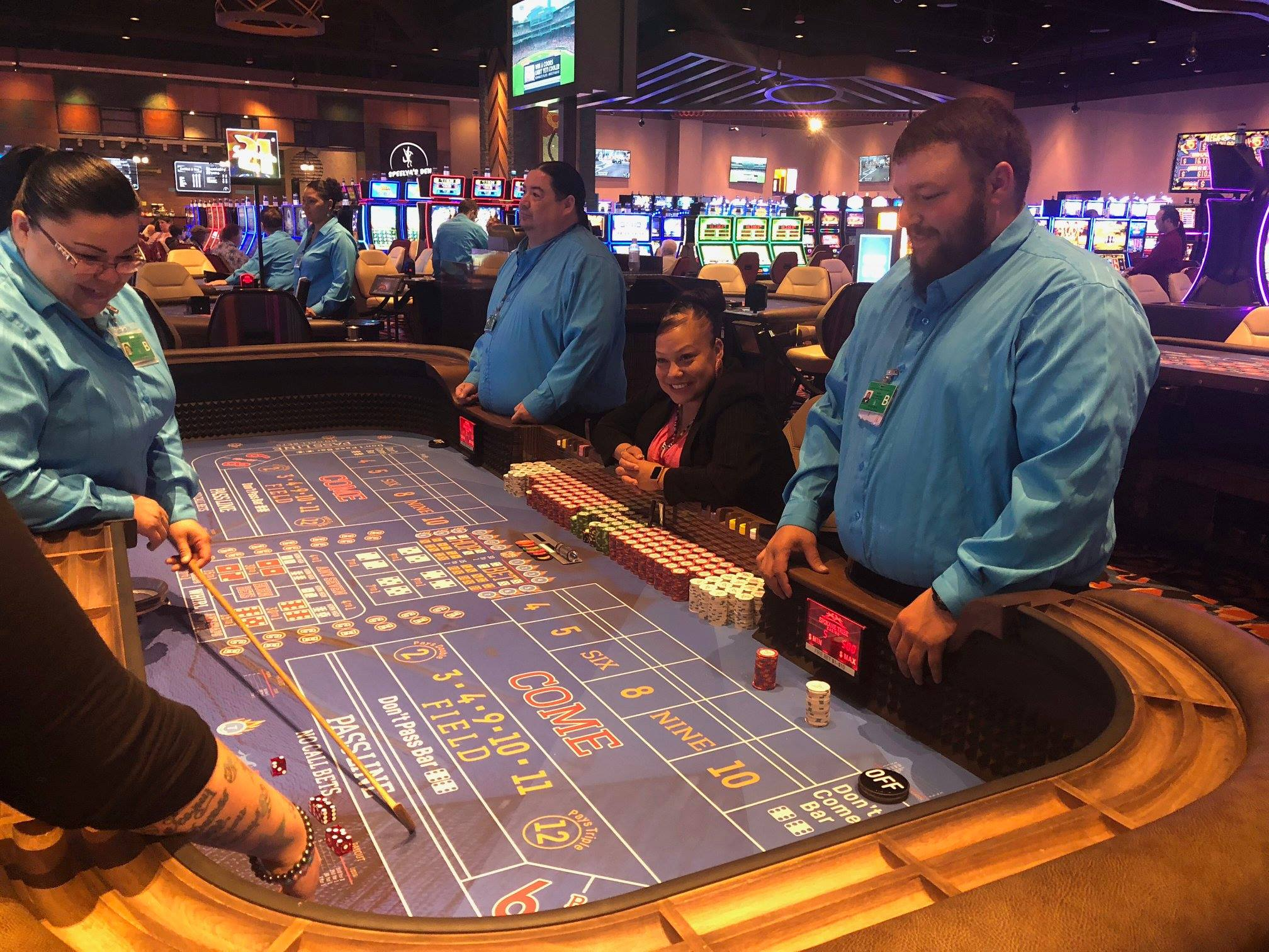 Spokane Tribe eyes new investments in gaming enterprise