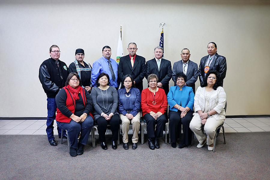 United Keetoowah Band cites local support for casino bid