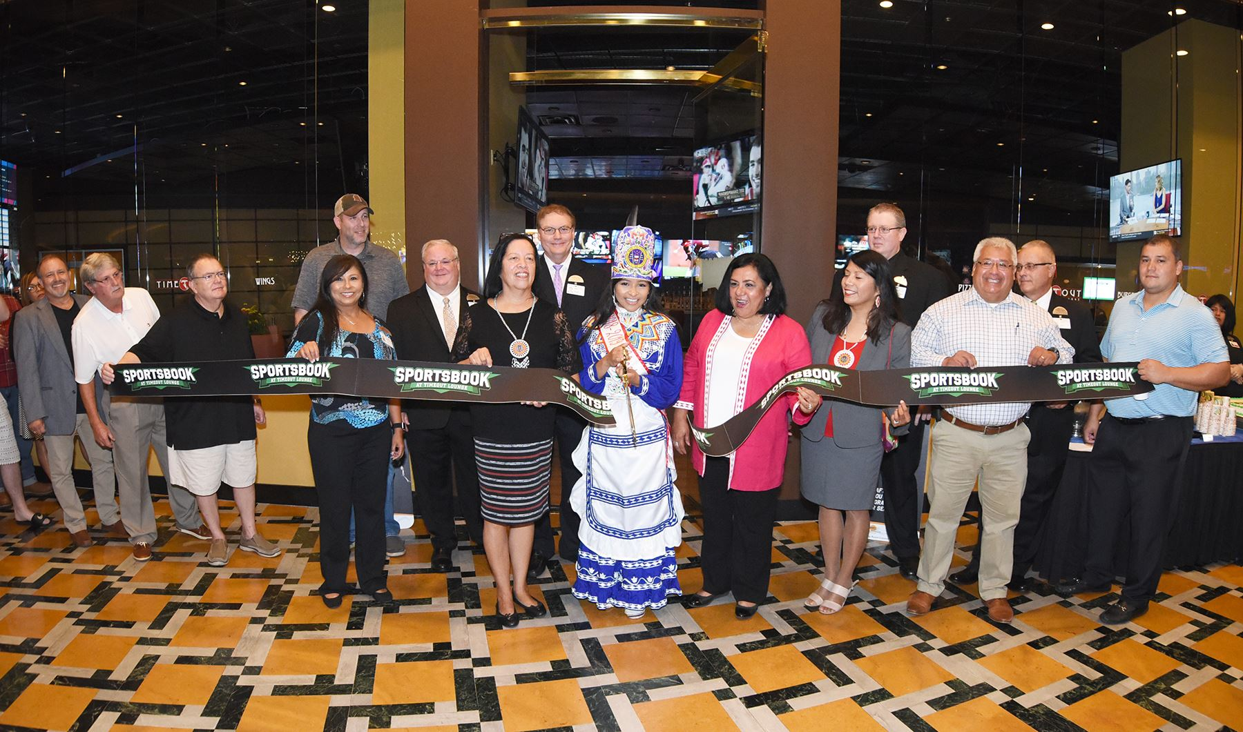 'It's the wave of the future': Sports betting in Indian Country
