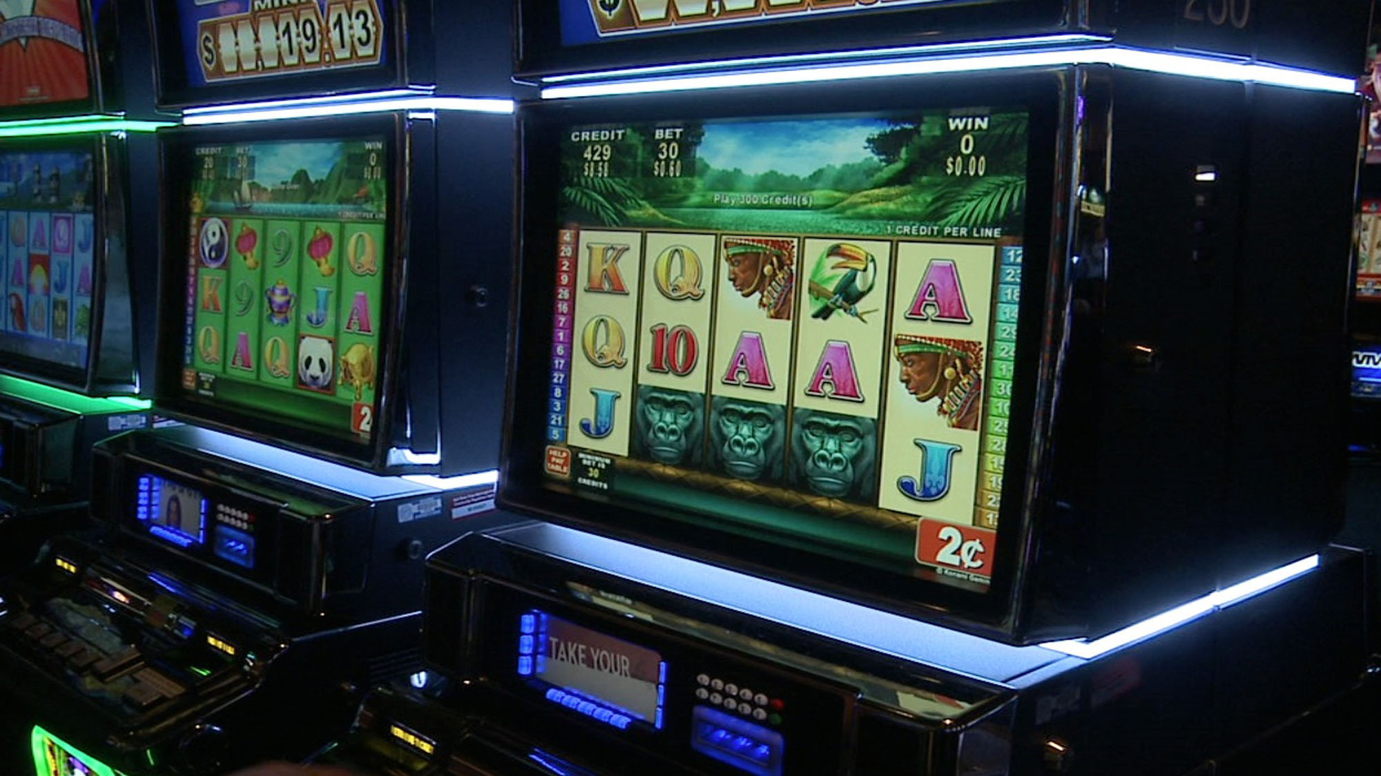 Report: Dip in gaming revenues offset by other gains at Arizona casinos