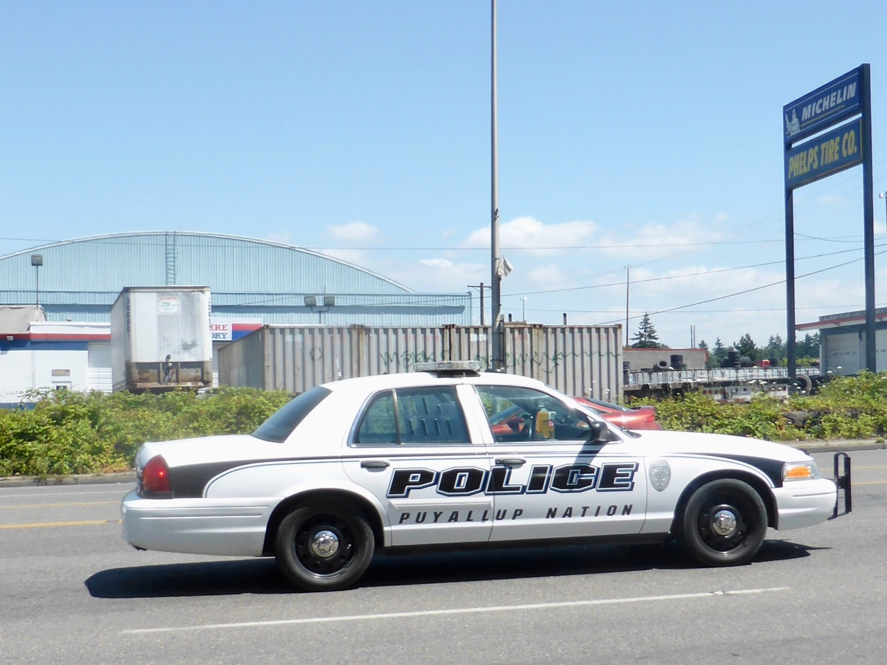 Officer from Puyallup Tribe involved in fatal shooting