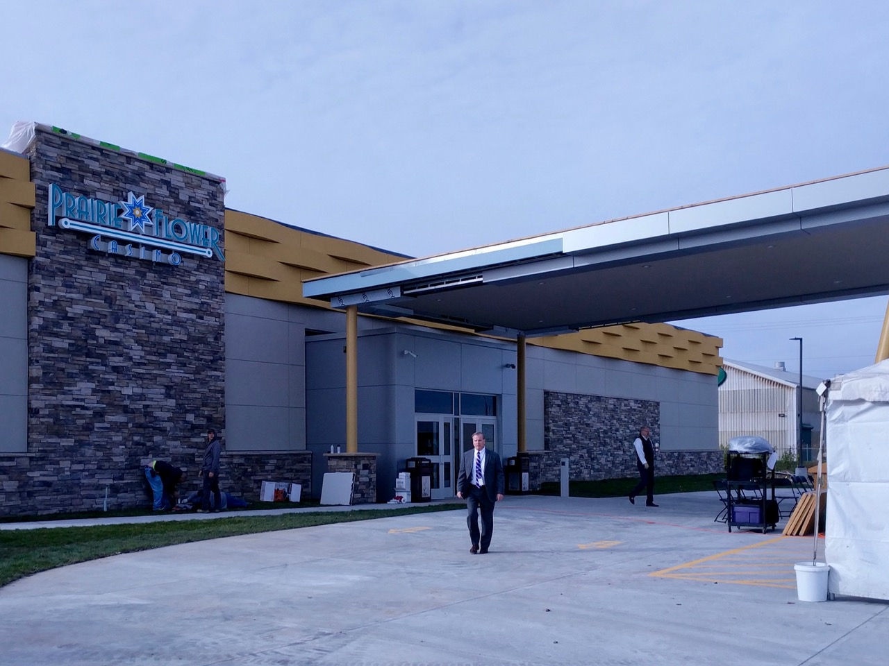 Ponca Tribe faces more litigation as opponents continue to fight casino