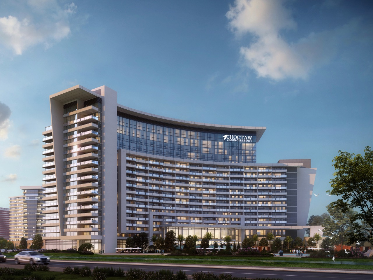 Choctaw Nation announces another expansion of flagship casino