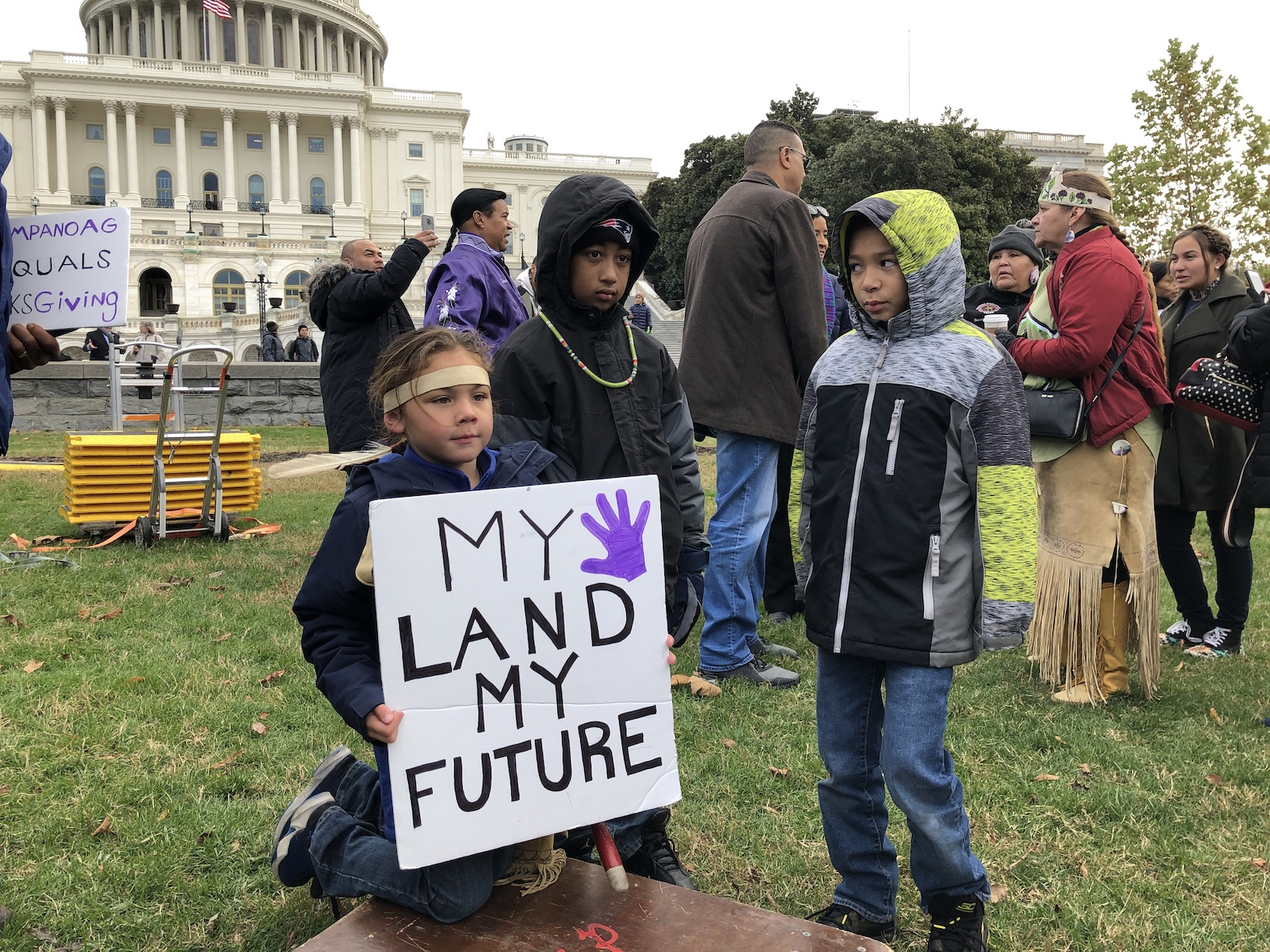 Mashpee Wampanoag Tribe awaits action on bill to keep reservation in trust