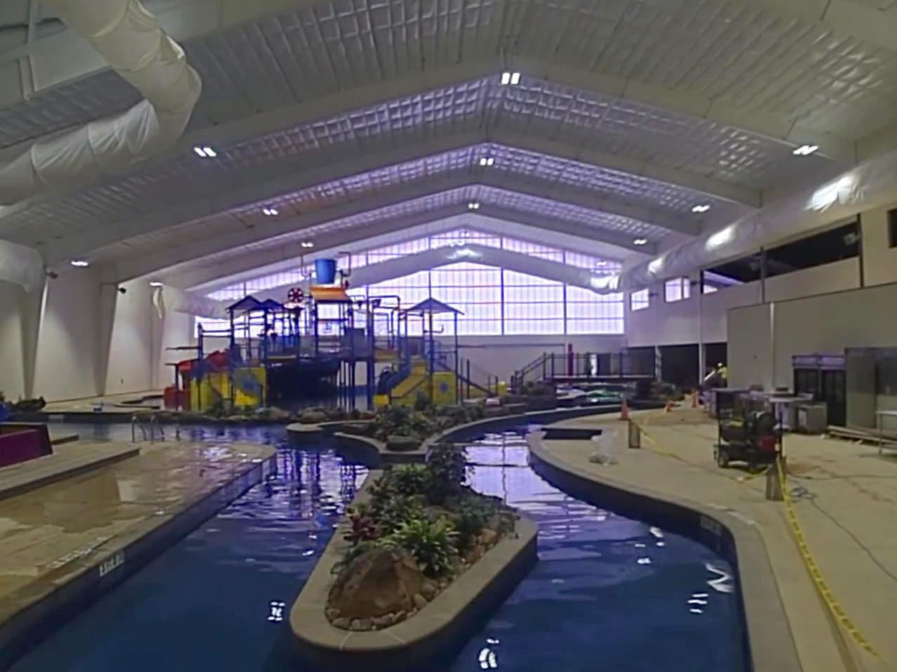 Otoe-Missouria Tribe prepares for February debut of indoor water park
