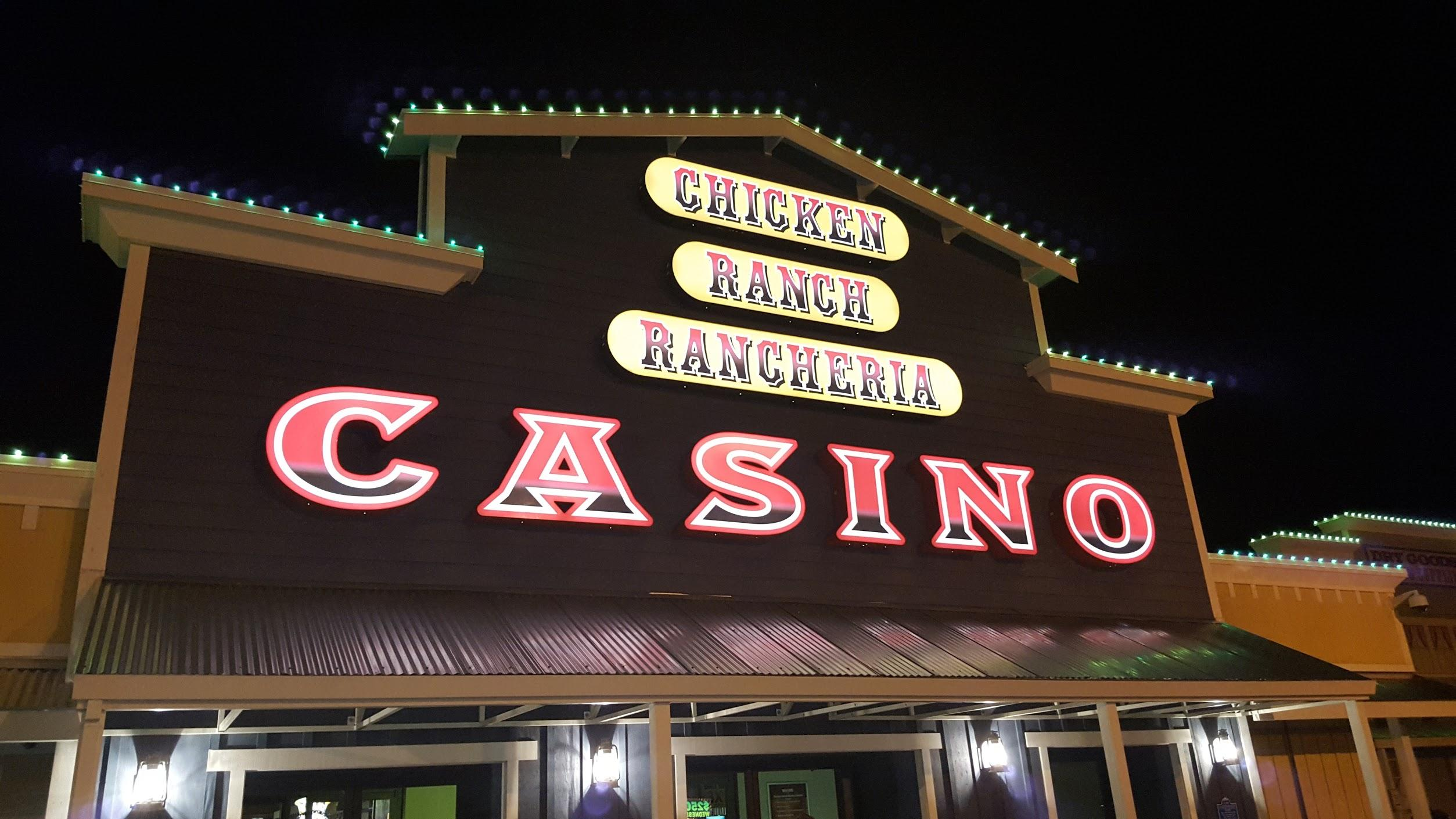 Chicken Ranch Rancheria undertakes casino expansion with eye toward future growth