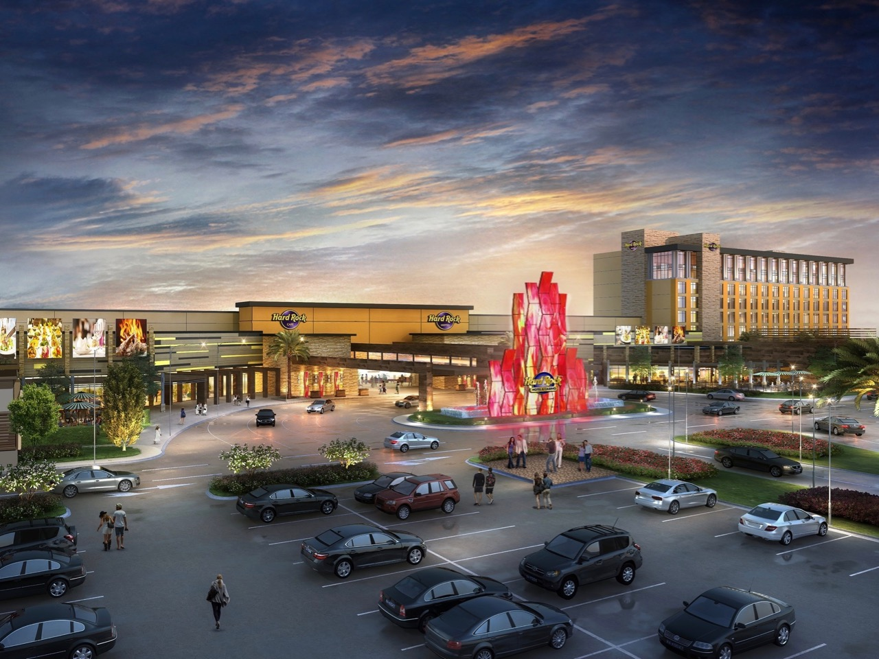 Enterprise Rancheria celebrates major milestone at long-awaited casino